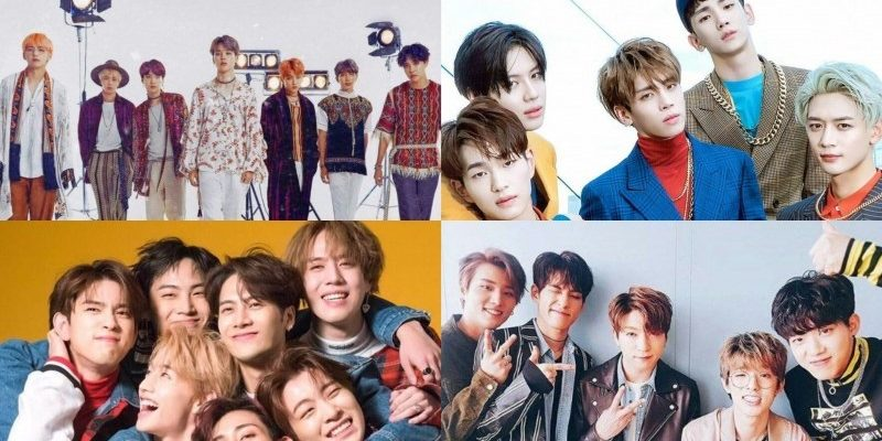 Quel est le groupe de Kpop le plus connu